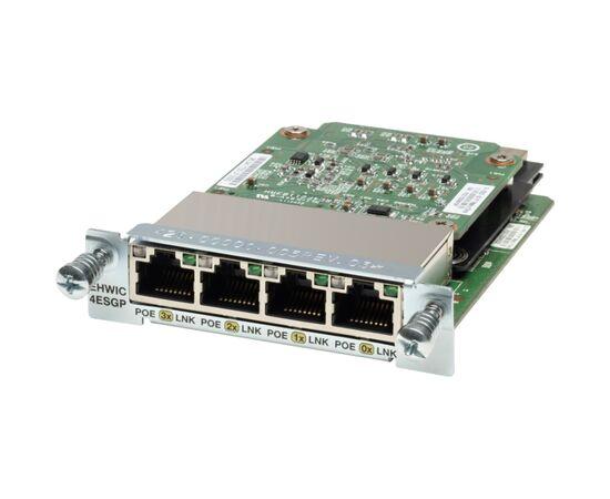 Модуль Cisco EHWIC-4ESG-P, фото 1