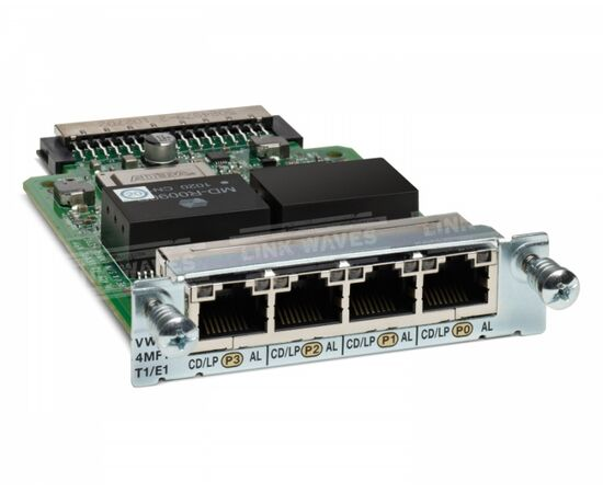 Модуль Cisco VWIC3-4MFT-T1/E1, фото 1